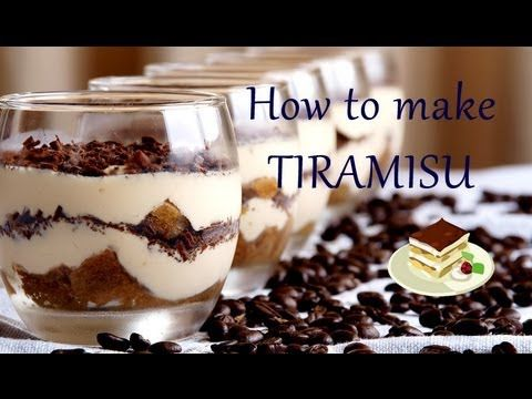 Tiramisu - Allrecipes.nl - YouTube