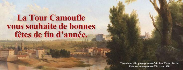 http://www.latourcamoufle.com/ Newsletter - Noël 2015- La Tour Camoufle