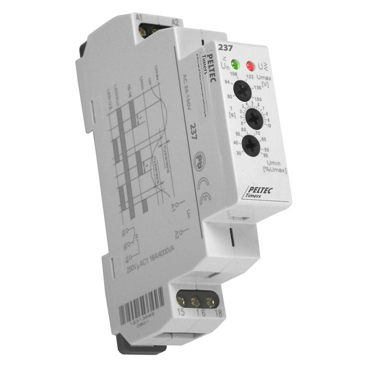 Phase Loss Monitor : Best images about peltec din rail voltage and phase