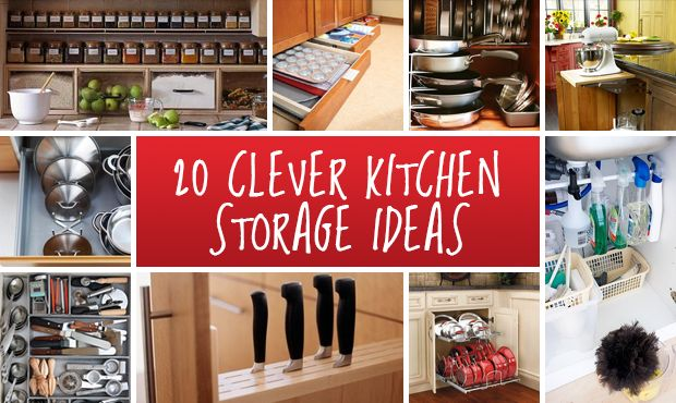 15 must see clever kitchen storage pins clever kitchen for Clever kitchen storage ideas