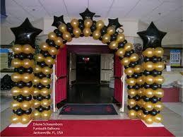 Resultado de imagen para decoracion con globos para graduacion