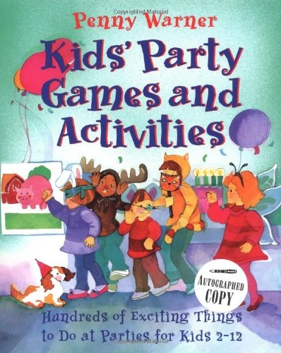 Kids Party Games And Activities (Children's Party « Library User Group