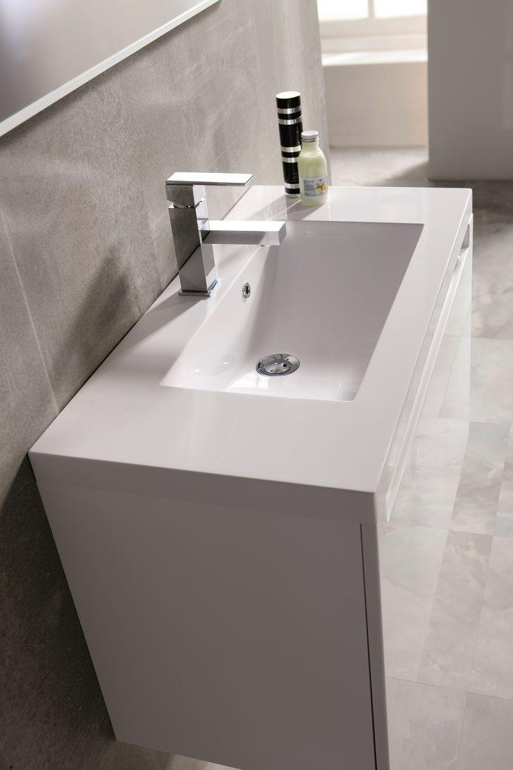 szafka podumywalkowa,umywalka konglomeratowa SERENITY. Unit, acrylic washbasins SERENITY. #elita #meble #lazienka #serenity #bathroom #furniture