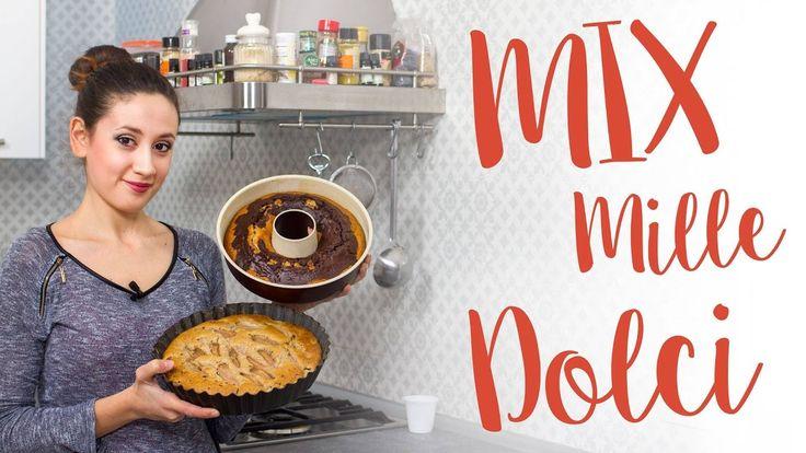 RICETTA DELLA MISCELA  1300g Farina integrale 450g Farina d'avena 800g di Zucchero di canna 3 Bustine di lievito per dolci  Per creare una torta classica base vi serviranno: 4 vasetti e 1/2 di mix 1 Vasetto di olio 1 + 1/2 Vasetti di latte 2 uova  Per una torta vegan base invece: 4 vasetti e 1/2 di mix 1 Vasetto di olio 2 Vasetti scarsi latte 2 cucchiaini di semi di lino tritati