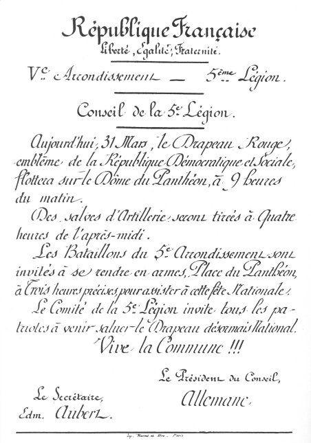 Images et documents de la Commune de Paris (1871) -
