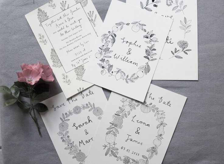 Wedding Stationery By Ryn Frank Www Rynfrankwedding Co Uk