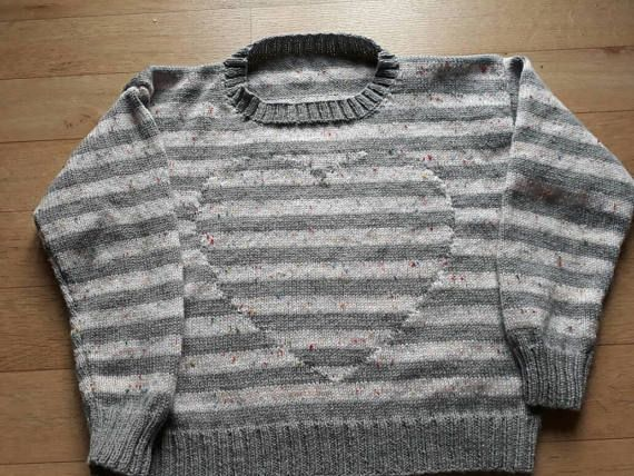 Check out this item in my Etsy shop https://www.etsy.com/uk/listing/539888065/hand-knitted-big-heart-jumper