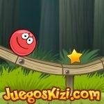 Juega Red Ball 4 Vol. 2 en Juegos Kizi! Rodar y saltar a través de un bosque profundo y deja malas plazas de conquistar el mundo en este juego de plataform