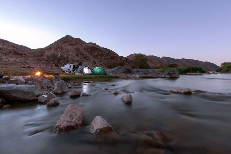 De Hoop Campsite. Photo by Teagan Cunniffe.