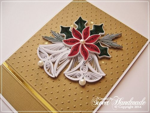 • Sweet Handmade •: Gold Christmas
