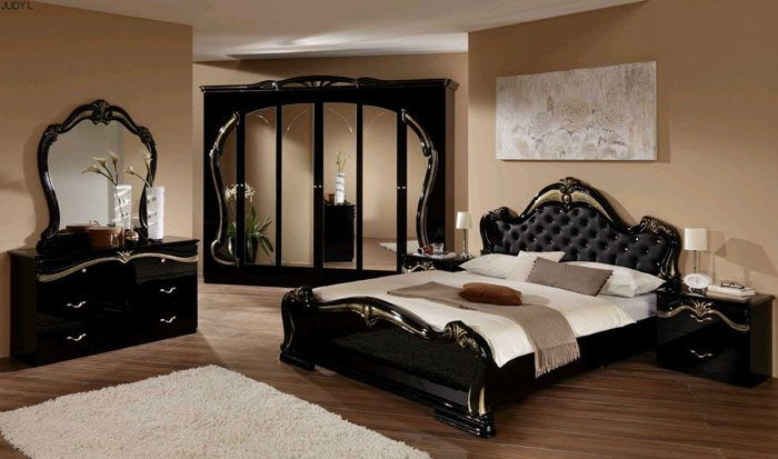 italian bedroom sets on sale | The new Julia Italian bedroom set and suite is available in 4 or 6 ...