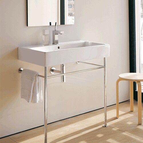 18 best consoles images on pinterest bathroom powder room and toilets. Black Bedroom Furniture Sets. Home Design Ideas