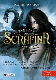 Lucy's Fine Arts - Knižní blog a něco navíc: Serafína: Příběh draků - Rachel Hartman (RC Recenze)