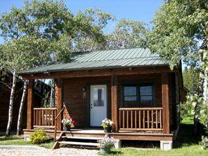 Travelers Rest Lodge   Guest Cabins   East Glacier Park, Montana   (406) 378-2414