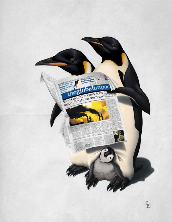 Read All Over (Wordless) art | decor | wall art | inspiration | animals | home decor | idea | humor | gifts
