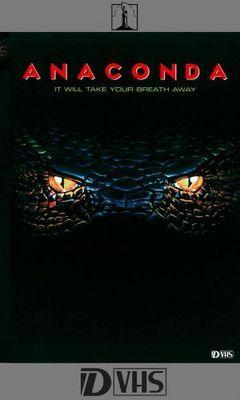 Anaconda (1997) movie #poster, #tshirt, #mousepad, #movieposters2