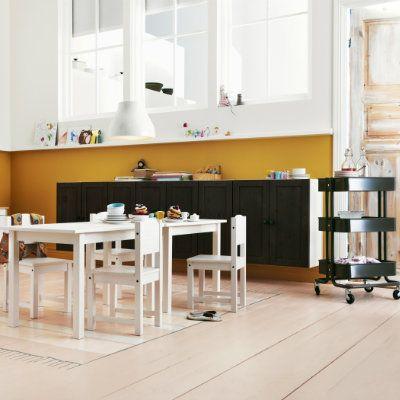 sundvik children 39 s table white home offices ikea. Black Bedroom Furniture Sets. Home Design Ideas