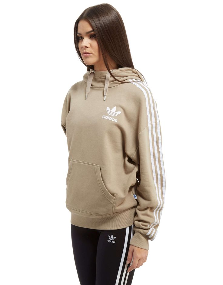 adidas Originals 3-Stripes Overhead Hoodie - Shop online for adidas Originals 3-Stripes Overhead Hoodie with JD Sports, the UK's leading sports fashion retailer. Size 12