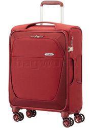Samsonite B'Lite 3 SPL Small/Cabin 55cm Softside Suitcase Chilli Red 68222