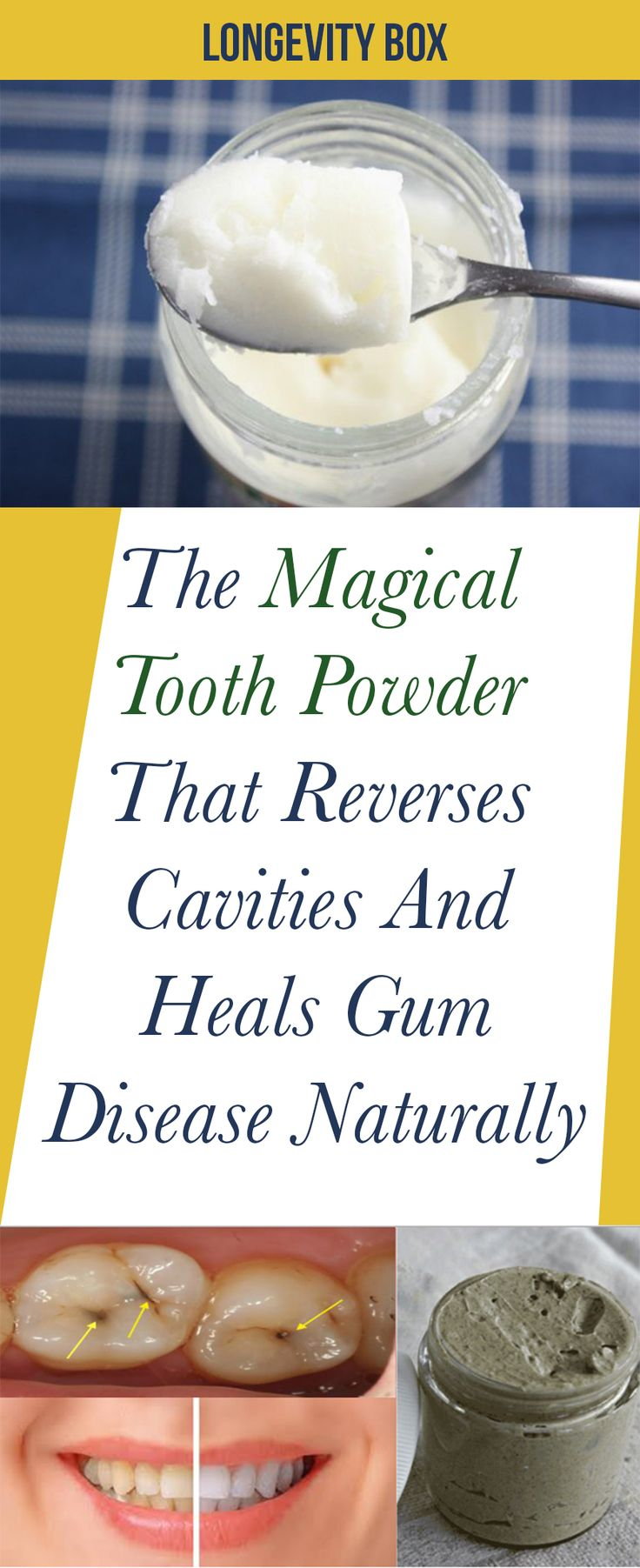 The Magical Tooth Powder That Reverses Cavities And Heals