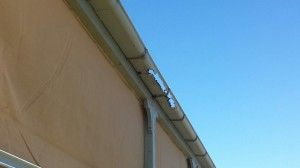 Rusted Gutters 4305