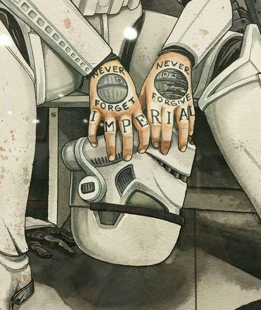 Storm Trooper - never forget