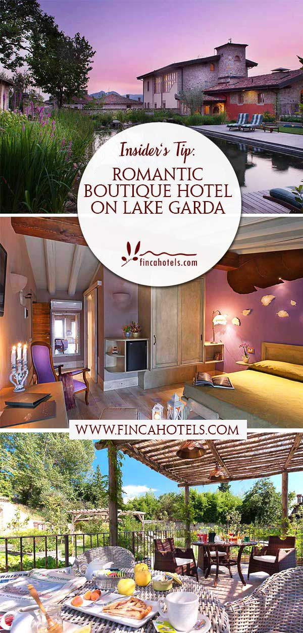 Boutique Hotel Gardasee Limone