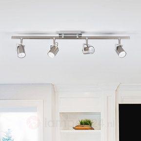4-lamps LED-plafondlamp Morea