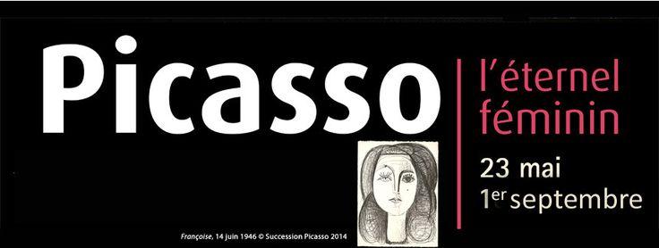Exposition Picasso au musée des Beaux Arts de Quimper http://www.mbaq.fr