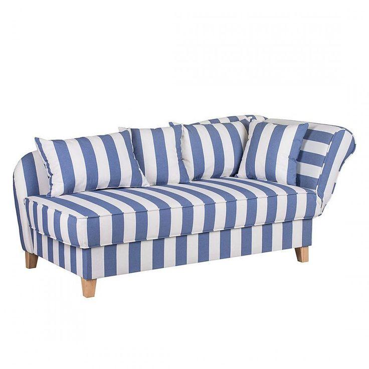 Wohnzimmer Online Günstig Kaufen Über von Sofa Blau Weiß ...