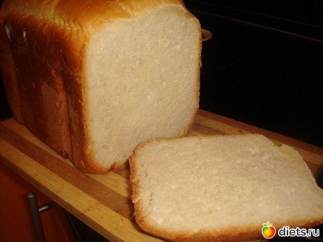 """Хлебушек """"Золотистый"""", рецепт мой собственный: Горбушка: Группы - diets.ru"""