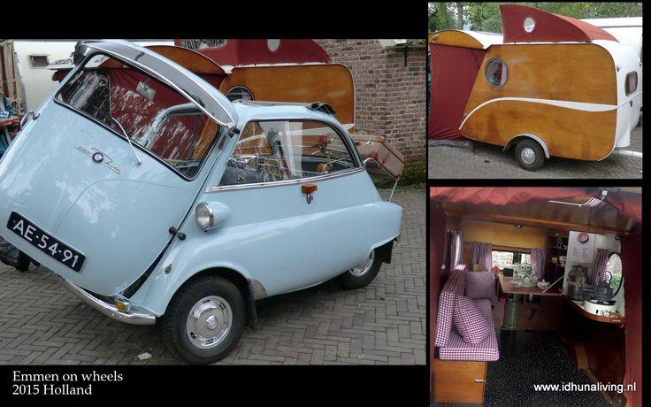 Emmen on wheels 2015 Holland
