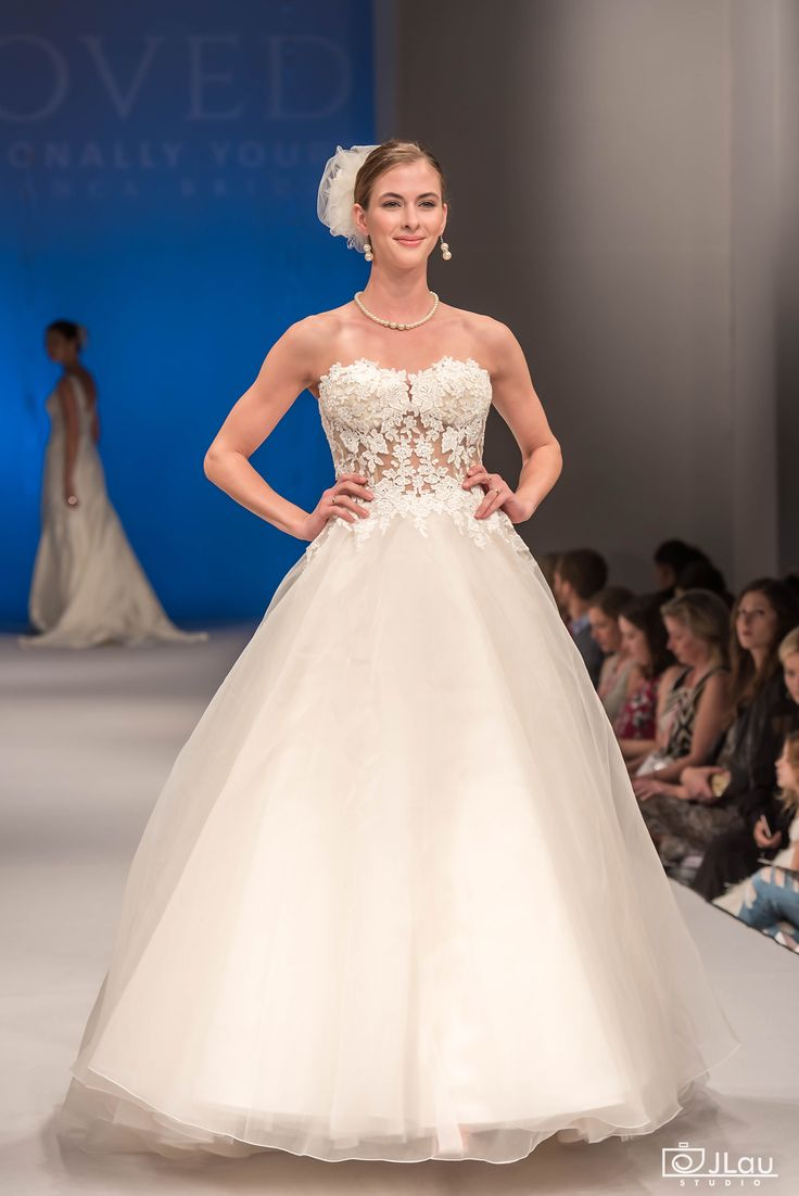 64 best New York Bridal Fashion Week images on Pinterest | Bridal ...