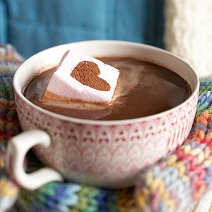 how to make hot chocolate using lindt