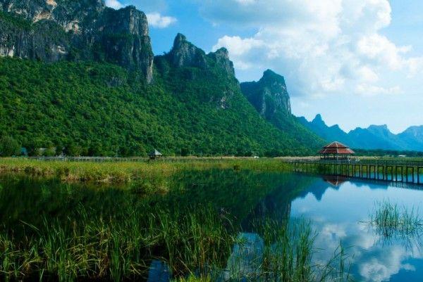 parque nacional khao sam roi yot tailandia
