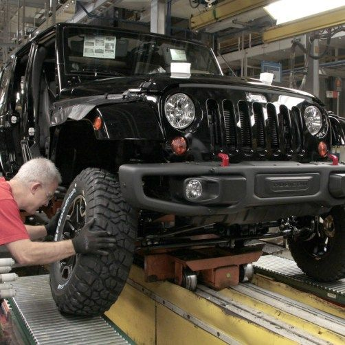 Jeep Wrangler to remain in Toledo, get a pickup version