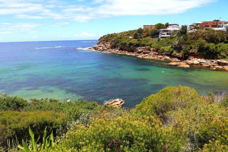 Ocean, Gordon's Bay, Sydney, Australia | 12 things I wish I knew when moving to Sydney