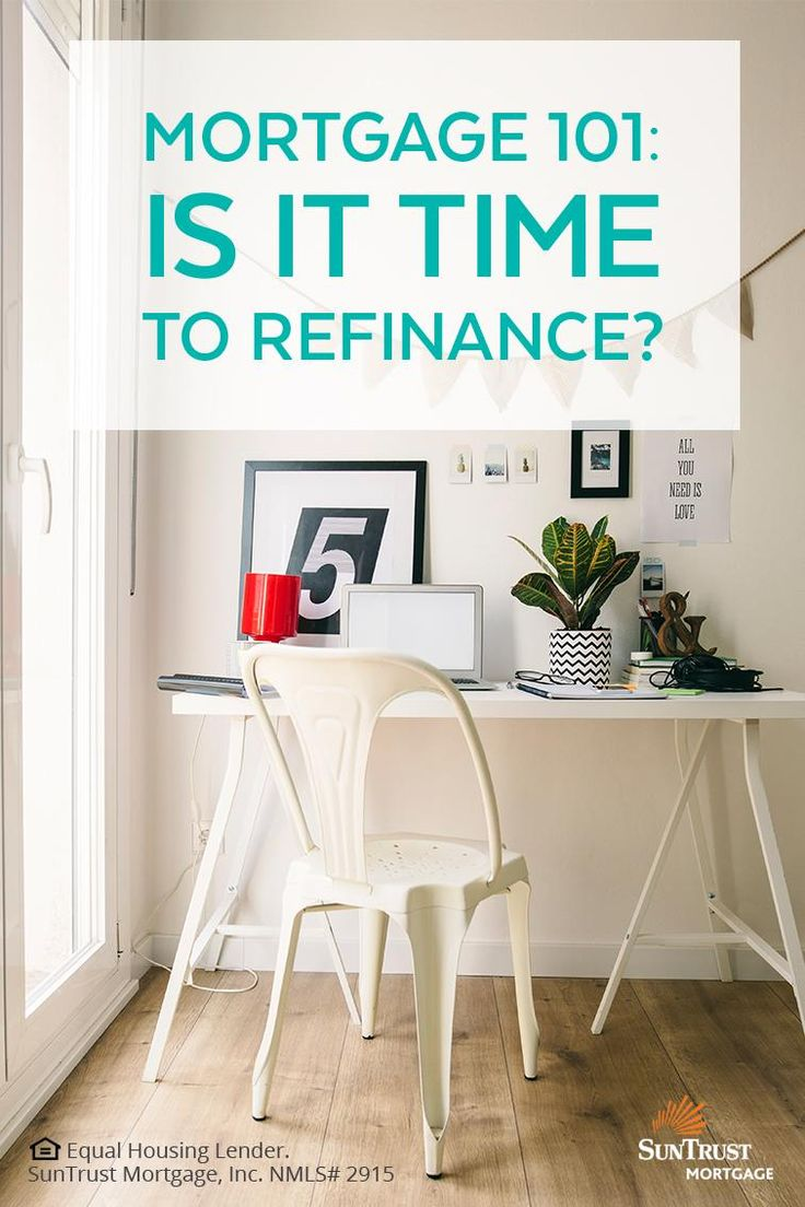 To refi? Or not to refi? The answer depends on a few different factors. The bottom line is, refinancing can save you money if the timing is right. Click through for tools like our mortgage refinance calculator that lets you compare your current monthly payments with a refinanced loan.