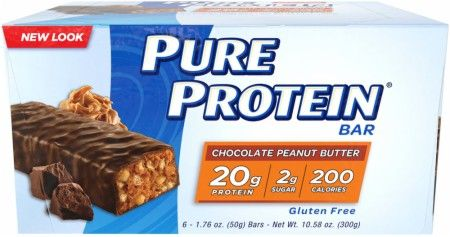 Pure Protein Bars by Pure Protein. They can be found at Costco or Publix as well as online. http://bosfitnesscamps.com/free-trial