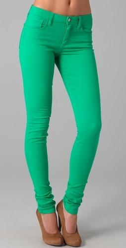 Green skini's