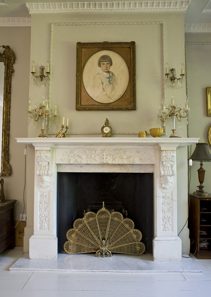 85 best fireplace french country images on pinterest for Country stone fireplace
