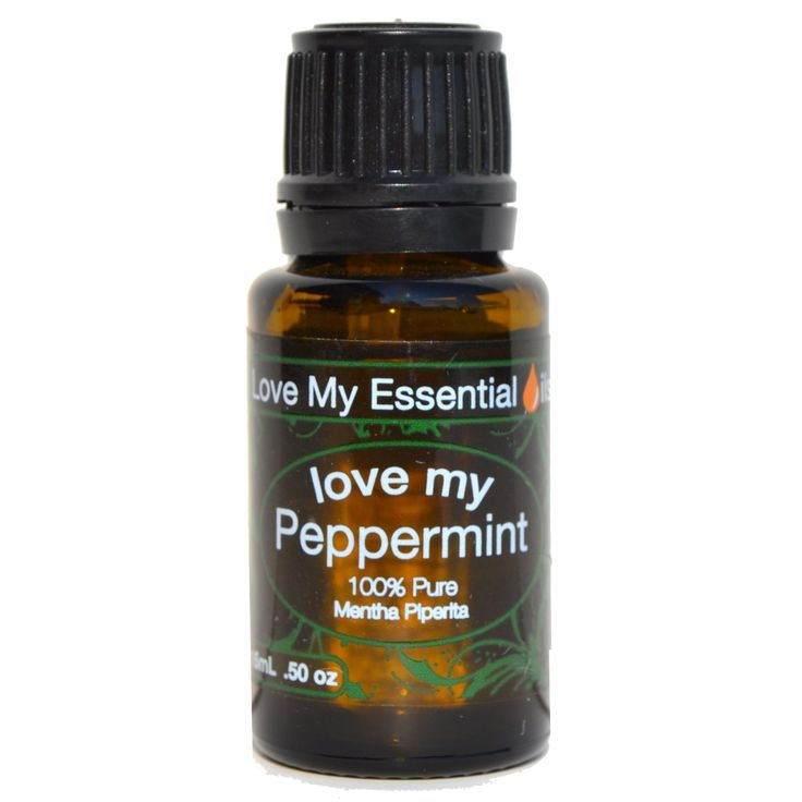 Peppermint 100% Pure Essential Oil * Check out this great image  : peppermint essential oil