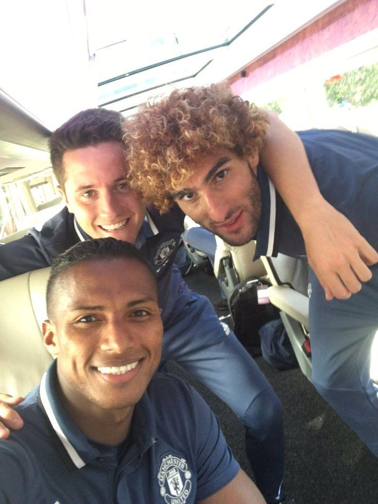 "Antonio Valencia บนทวิตเตอร์: ""Happy Birthday brother. I wish the best for…"