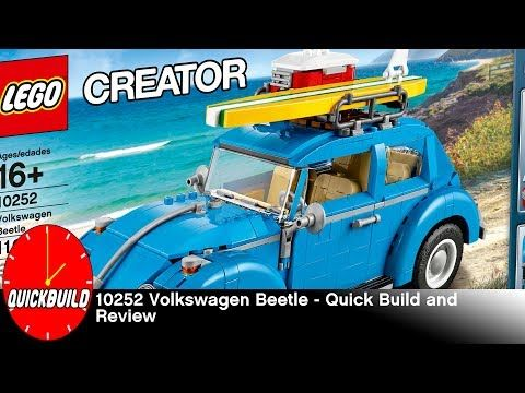 Check out the new video on my channel! LEGO Creator 10252 Volkswagen Beetle - Quick Build and Review  https://youtube.com/watch?v=wR2fdrviNrg