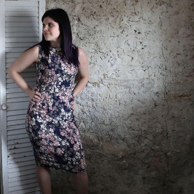 Spring dress....#epiphanyapparel