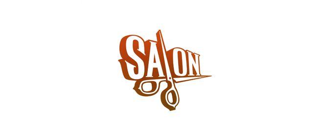 40 creative salon logo design ideas for your inspiration logos creative and hair salons - Creative Logo Design Ideas