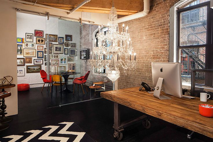 crazy NYC office by Antonio Martins