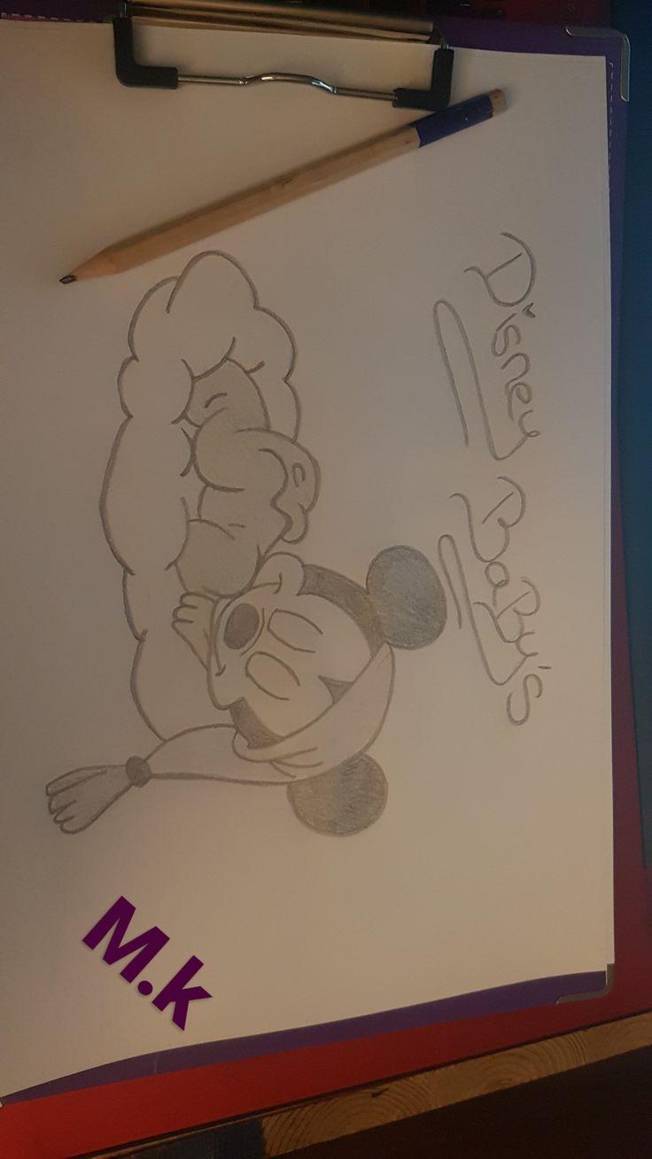 Disney Baby – #Baby #Disney #tekenen