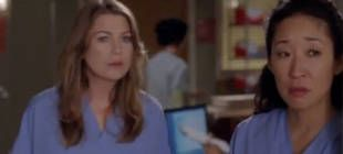 Grey's Anatomy Mark and Owen | Video: Grey's Anatomy Season 8, Episode 16 Preview: Is Owen Cheating ...