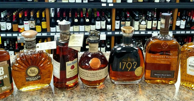 Bourbon lovers, your paradise is right here in Ocean Springs, Mississippi #MSCoastLife